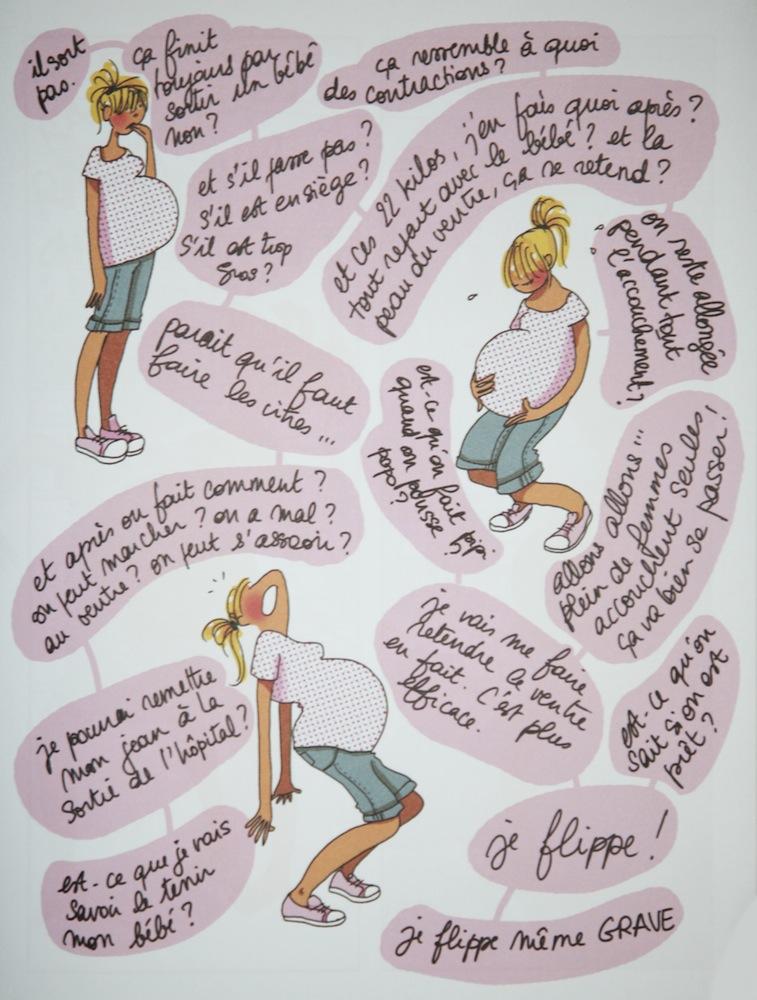 Pr paration la naissance cabinet sandrine exbrayat - Preparation accouchement piscine ...